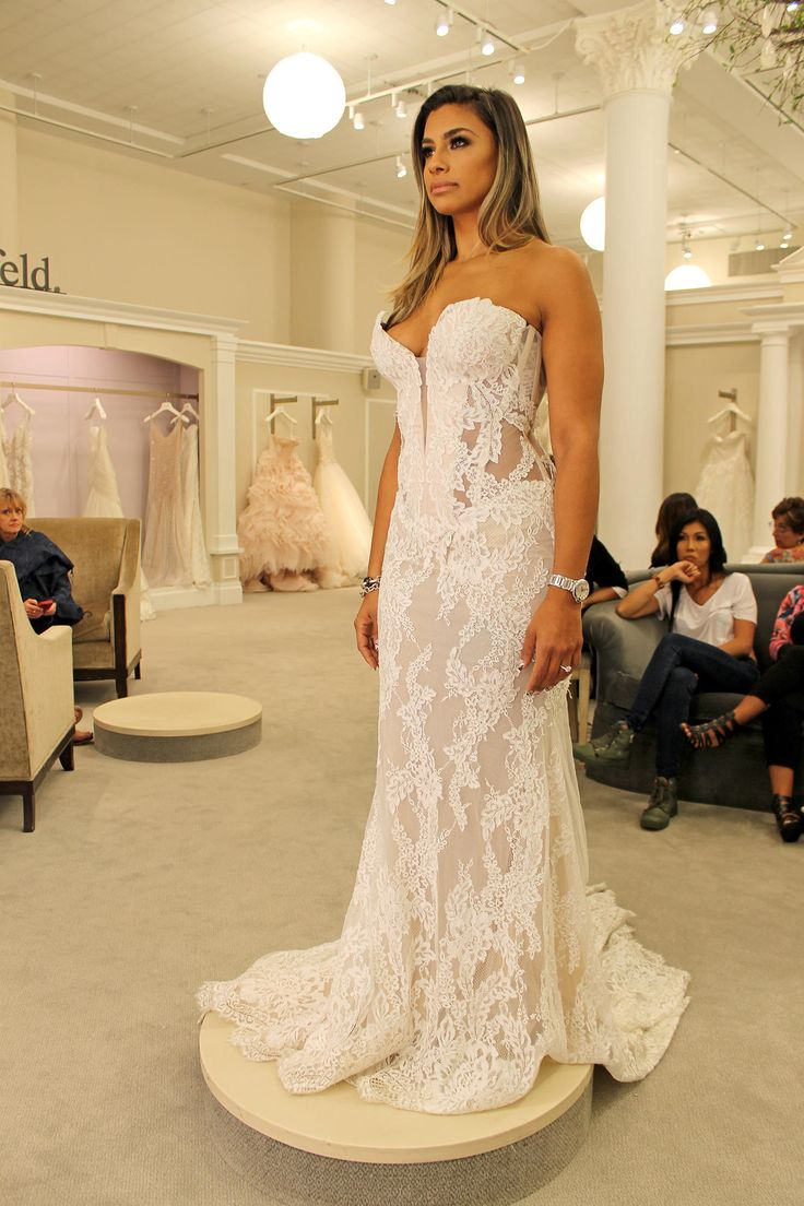 Official Site  SAY YES TO THE DRESS NY  ATLANTA  Pnina wedding dresses Wedding gowns