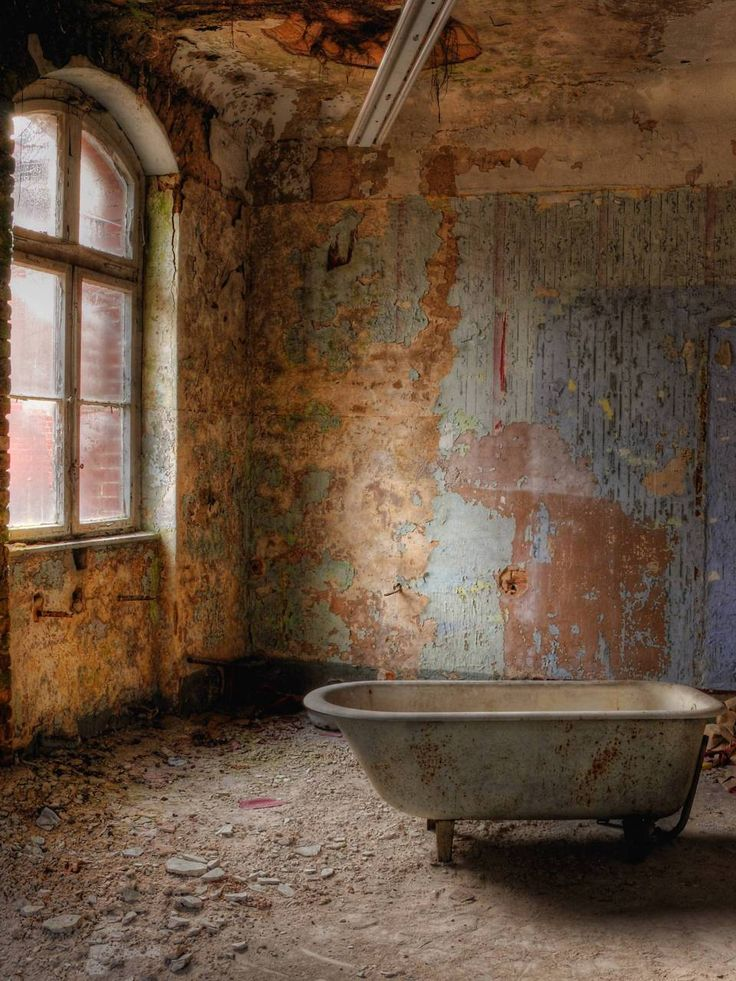 12 Haunting Photos Of Abandoned Brothels From Around The World