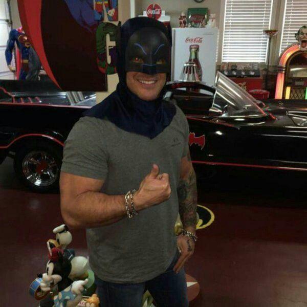 Chris Jericho as Batman