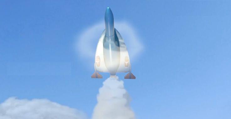Airbus Concorde brevet invention mur du son supersonique civil militaire bang supersonique Londres Paris New York