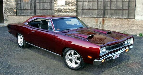 1969 Dodge Coronet RT - mopars were ruling during this period