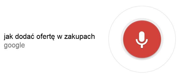 """Aktywacja wyszukiwania głosowego poleceniem """"OK Google"""" działa teraz także na laptopach i komputerach stacjonarnych."""