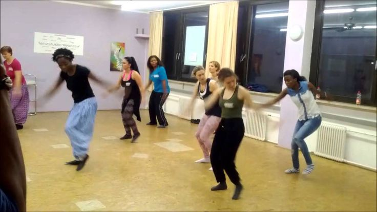 Moderner Afrikanischer Tanz - Workshop - Bikutsi