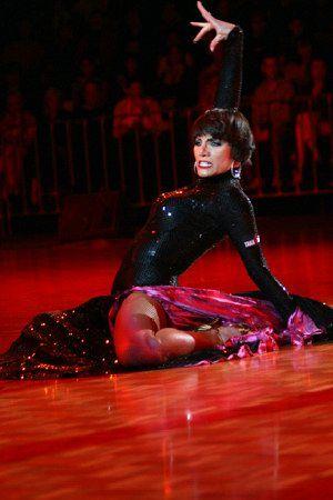 Carmen Vincelj - Encyclopedia of DanceSport