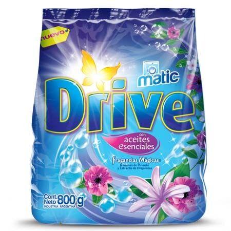 Drive Magic Fragrances Laundry Detergent