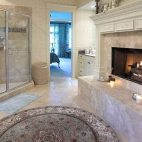 Best Bathroom Ideas Images On Pinterest Bathroom Ideas Home - Bathroom area rugs for bathroom decorating ideas