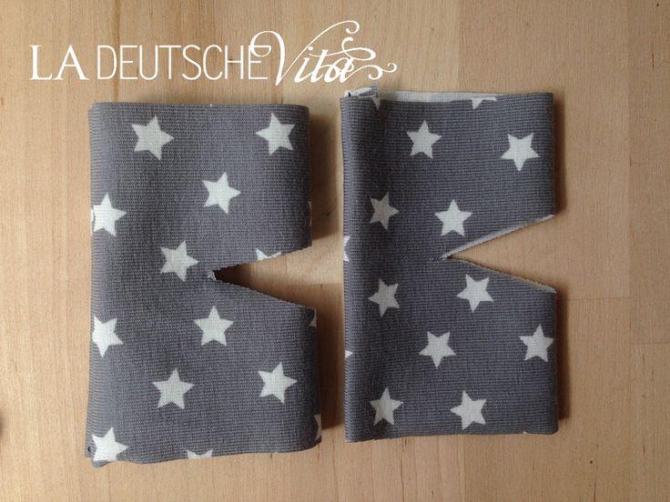 Baby-Socken-Halter | La deutsche Vita