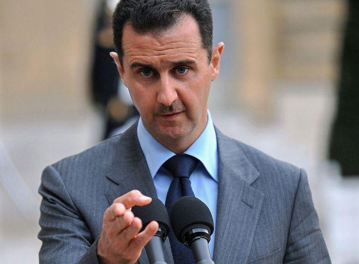 Башар Асад - менеджер Апокалипсиса