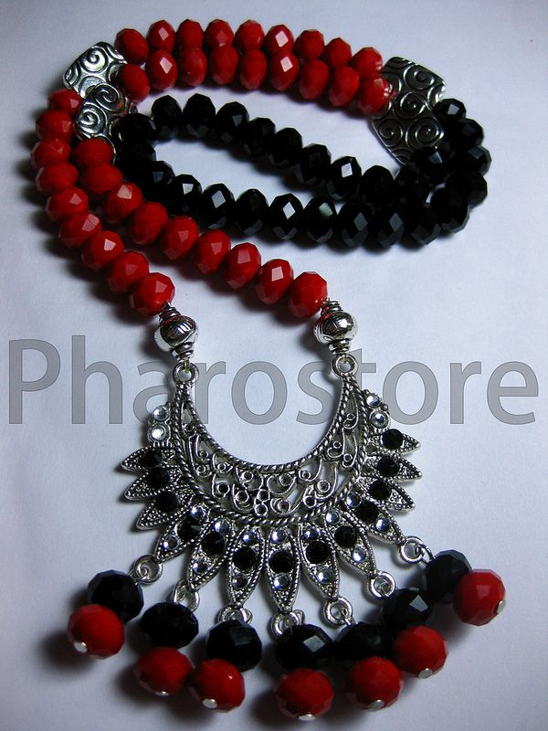 Red and Black By Pharostore ِAccessories
