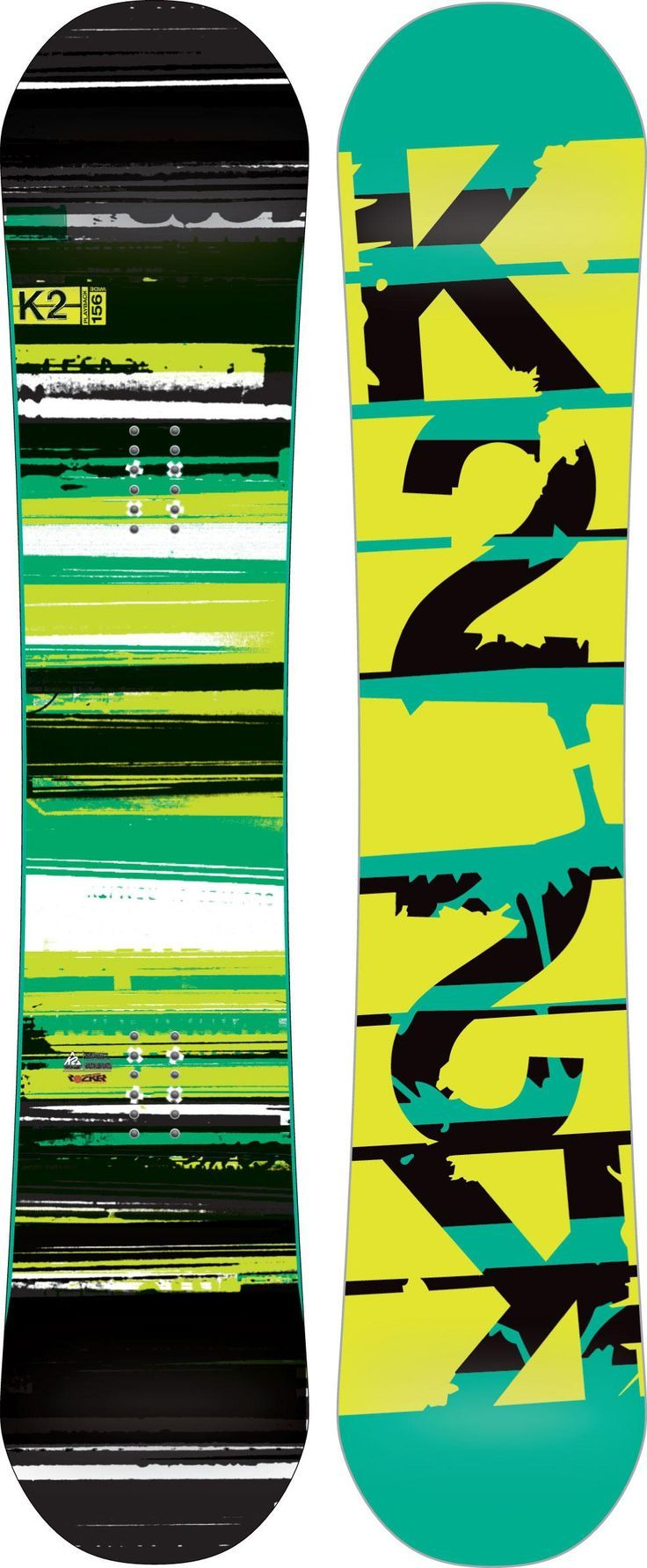 K2 Playback Wide Snowboard 156