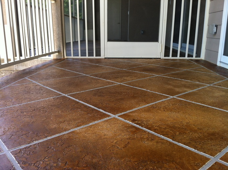 Concrete Overlay Flooring : Best images about decorative concrete overlay flooring