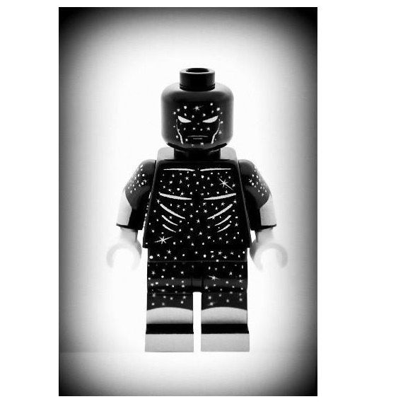 Starman  Custom LEGO Minifigure