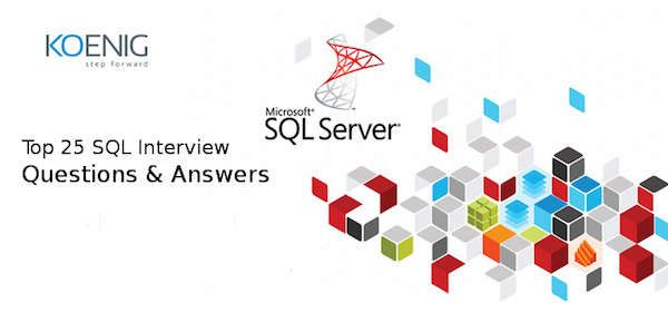 This board we will show training and interview questions of SQL - interview questions for servers