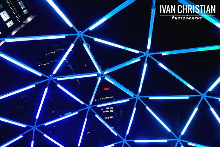 Vivid Sydney, Martin Place - Ivan Christian Photography