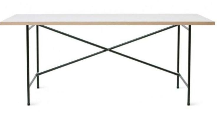 Schreibtisch designklassiker  Tischgestell Material Stahlrohr, rund, ø 21,3 mm (1/2 ...