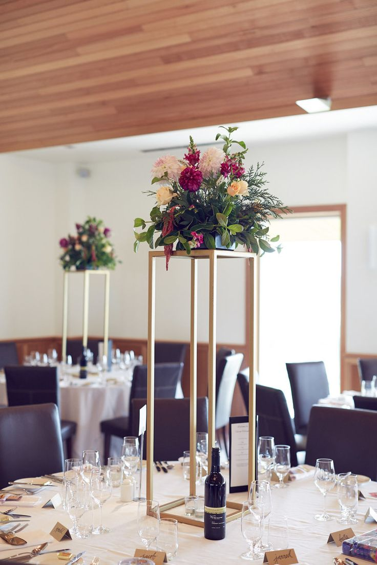 Table styling   Lost in Love Photography  Oollie floral  Table Top Towers  #vueonhalcyon #wedding #styling #weddingvenue