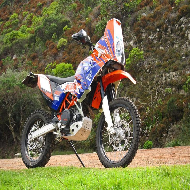 Ktm 690 Rally Raid – Daily Motivational Quotes
