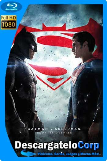 Batman vs Superman El Origen de la Justicia HD 1080p Latino
