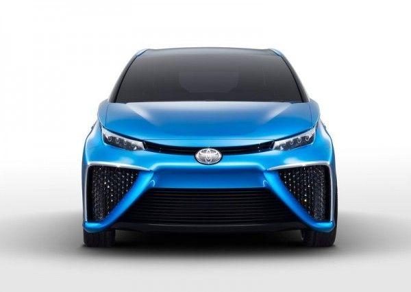 2013 Toyota FCV Concept 600x426 2013 Toyota FCV Reviews