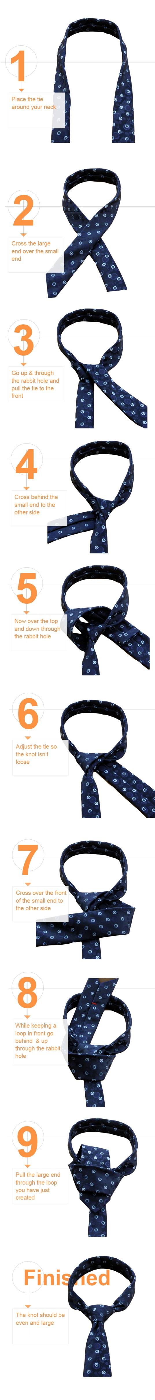Learn How To Tie A Perfect Windsor Knot