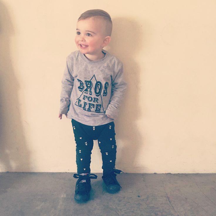 Boys fashion. Combover. Bros for life. Toddler fashion.
