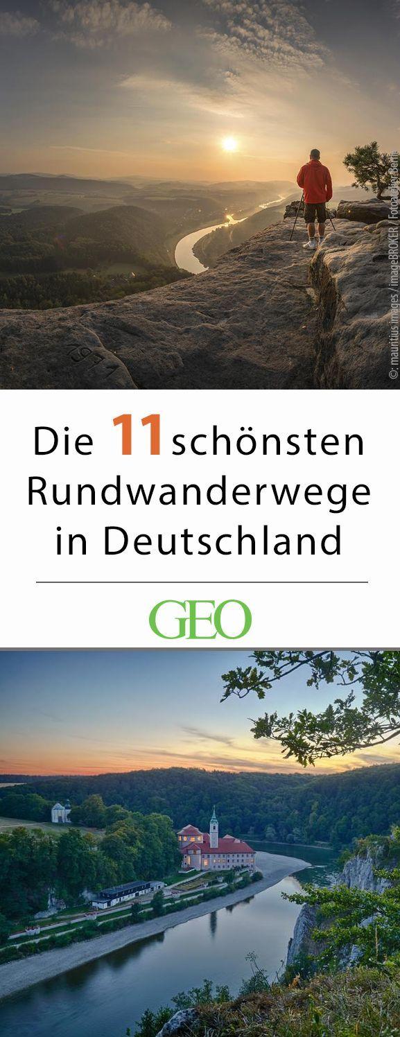 Die schönsten Rundwanderwege in Deutschland: Auf den Lilienstein – WanderReporterin