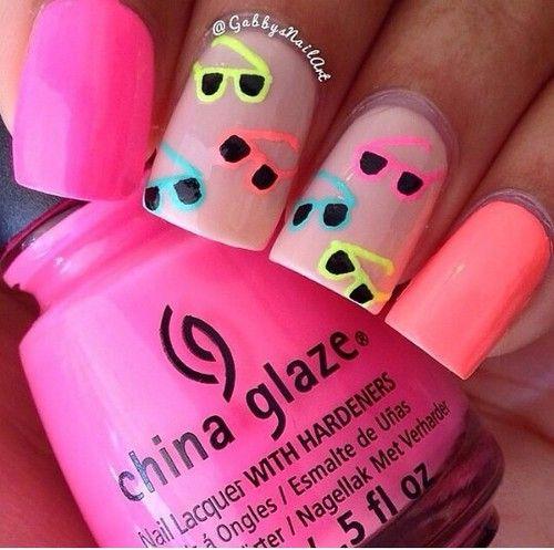 sunglasses nails