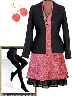 Styling tip of month. Order the whole outfit and save 15%. Order here: http://www.ecouture.dk/product/styling-tip-jobi-coral/?lang=en