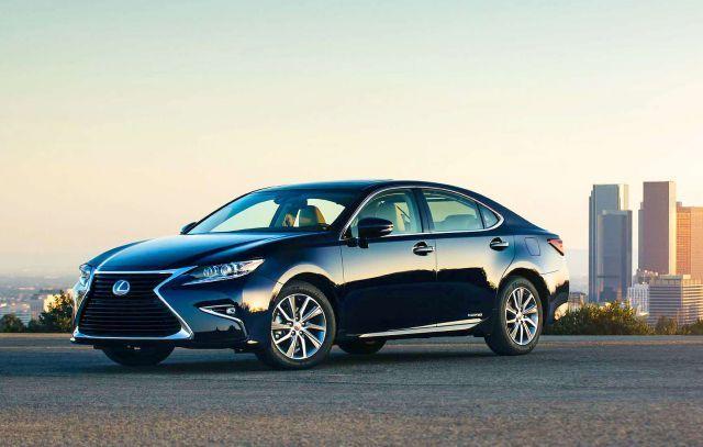 2020 Lexus Es Hybrid Exterior In 2020 Lexus Es Lexus 350 Lexus