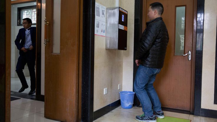 """""""Fed up with the theft of toilet paper from public bathrooms, tourist authorities in China's capital have begun using facial recognition technology to limit how much paper a person can take."""""""