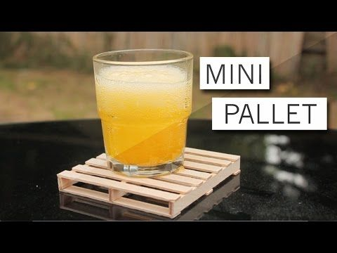 1000 ideas about pallet coasters on pinterest mini for Drink coaster ideas