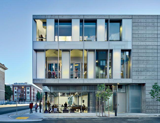 SFJAZZ Center by Mark Cavagnero Associates