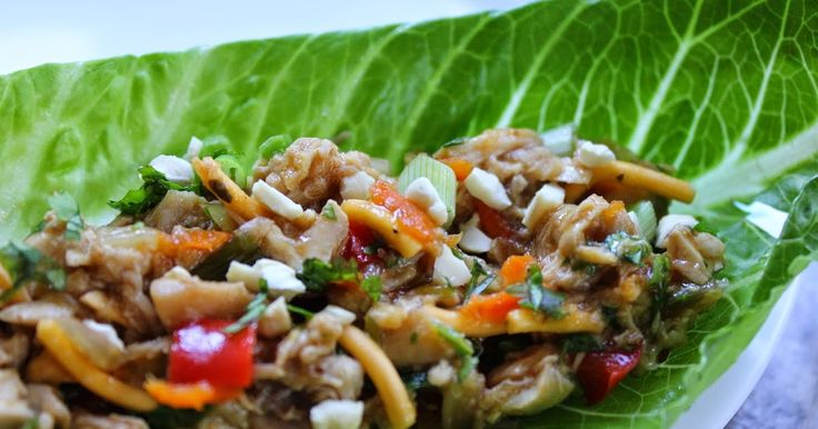 I absolutely love the lettuce wraps from the Original Joe's restaurant. This recipe is very close if not better and very simple to make ...