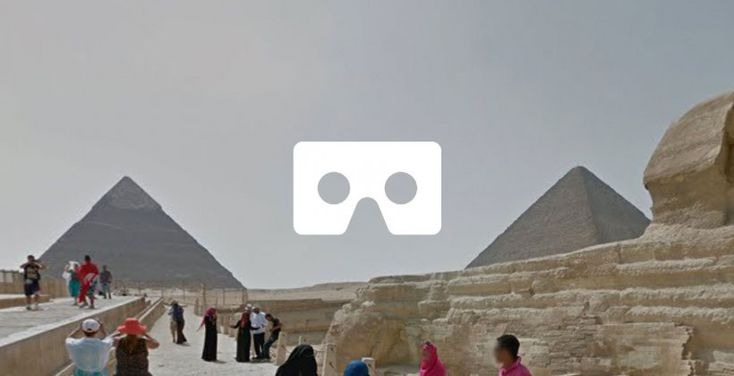 Google Cardboard: amazing places to go with Google Maps Street View