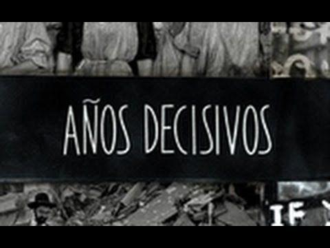 Capitulo XVIII. Año 1955. - YouTube