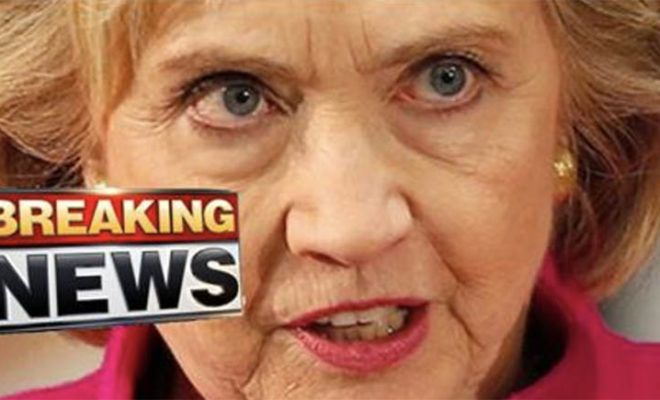 NBC NEWS: HILLARY CLINTON BUSTED In The Middle Of HUGE PEDOPHILIA RING COVER UP At State Department [VIDEO]