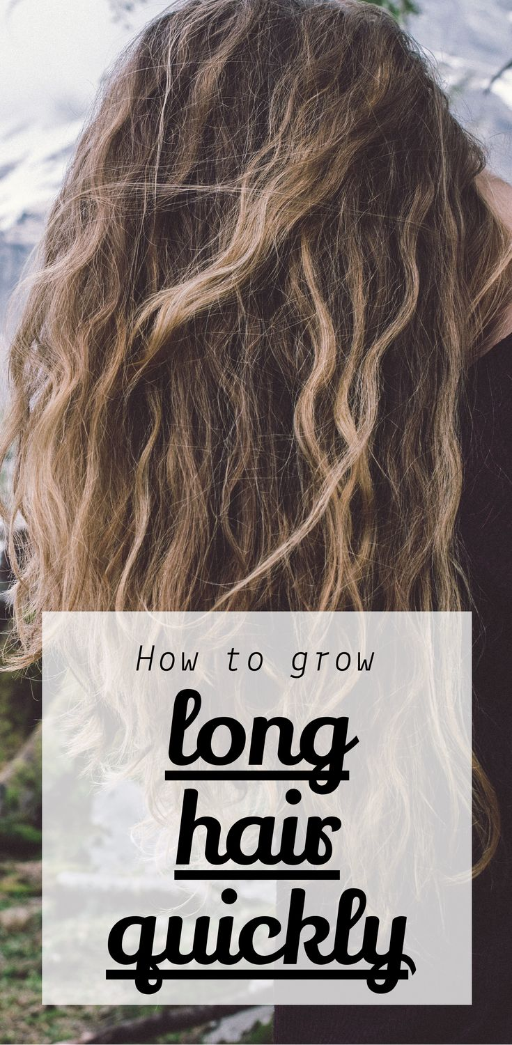 long thick and strong hair
