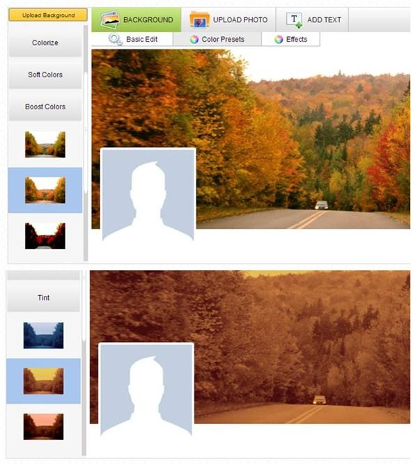How To Create A Custom Timeline Cover Photo In Minutes With Timeline Cover Photo Maker