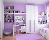 High Quality Lavender Paint Color #8 Purple Bedroom Ideas For Kids Room