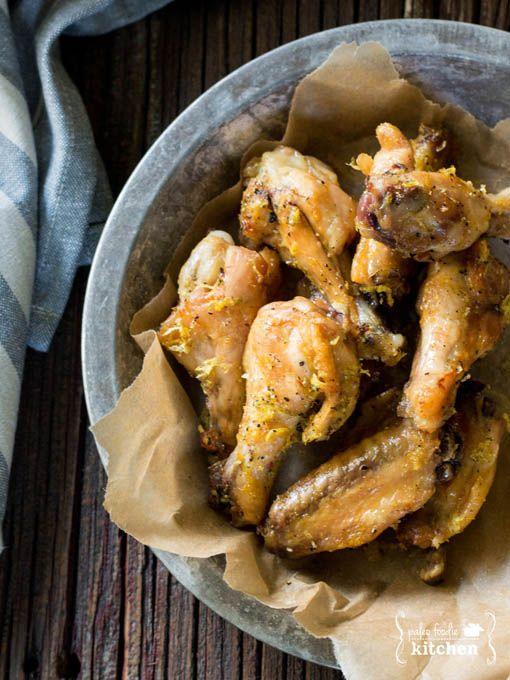 ... Pinterest   Paleo, Paleo salad dressing and Lemon pepper chicken wings