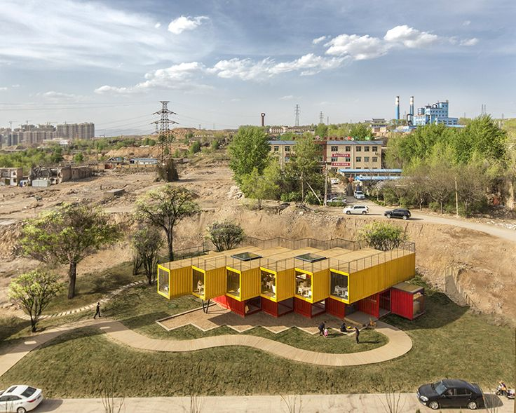 in the northern chinese province of shanxi, people's architecture office (PAO)…