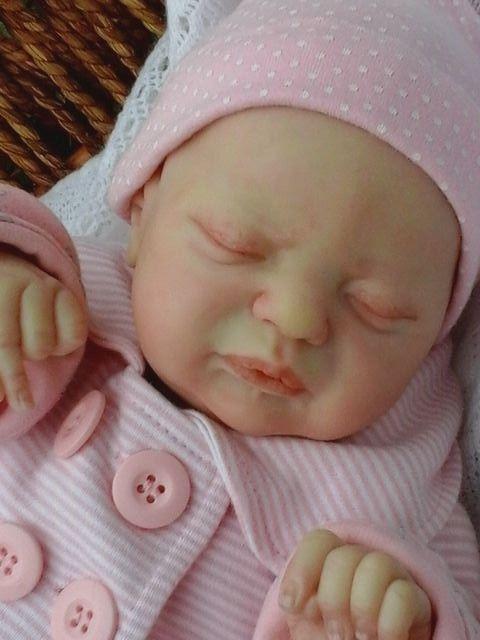 Reborn Baby Girl Americus, by Laura Lee Eagles limited edition sculpt #rebornartdoll
