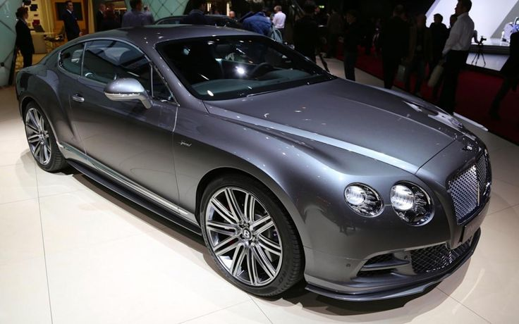 2015 Bentley Continental GT Speed Release Date | CARSPOINTS