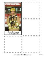 Whose Tools? File Folder Game This is a file folder game for children who are learning  about community helpers. Children match the  tools to the correct person.  Features firefighter, dentist, farmer and mailman.