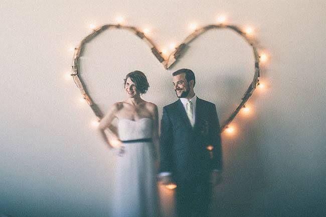 ไอเดียตกแต่งหัวใจในงานแต่ง