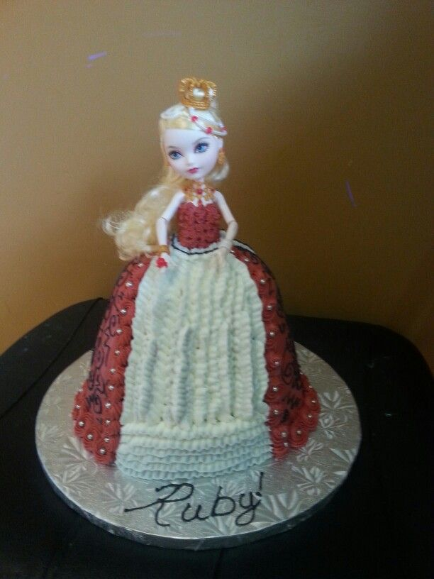 Ever After High Apple White Cake Https M Facebook Com