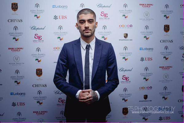 Zayn Malik Asian Awards. 17-04-15