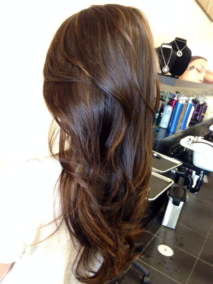 natural balayage asian google search hair pinterest