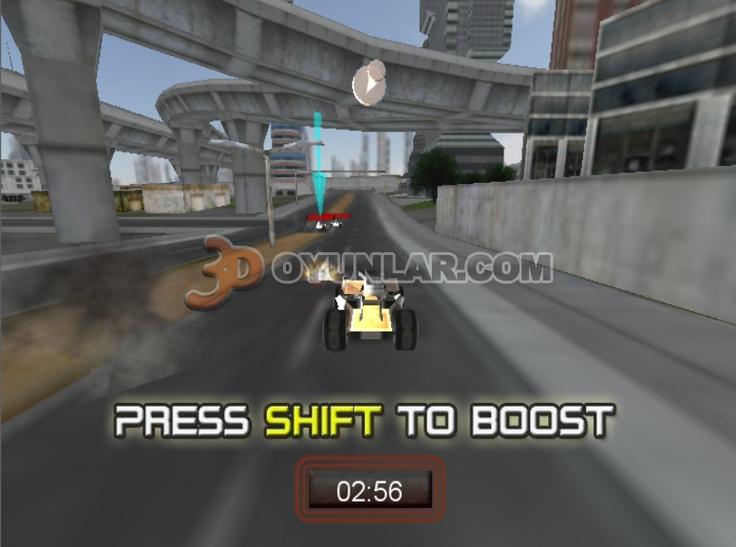 www.3doyunlar.com linkinde bulunan 3d turbo tank oyunu tank kullanmanın zevkini ve savaşın stratejisini yaptığınız nadir oyunlardandır. Grafik olarak da başarılı bulunan bu oyun, otoritelerden tam not almayı başarmıştır.