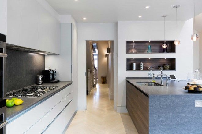 Client: Espresso Design - Country: United Kingdom - City: Fulham, London - Design: Malou Savelkoul  #CesarKitchen #design #interiors #kitchen